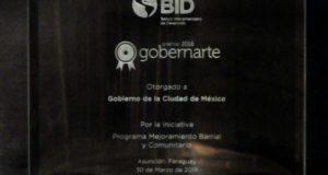 premio BID CDMX