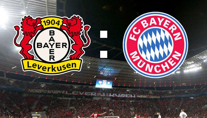 Bayern Vs Leverkusen 2021