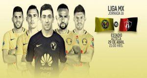 Las Águilas del América se enfrentarán a los Zorros del Atlas se enfrentarán en la jornada 16 del torneo Clausura 2017 de la Liga Bancomer MX. Ambos equipos deben buscar el triunfo para escalar a los primeros lugares de la tabla, y el ganador estará asegurando su pase a Liguilla.