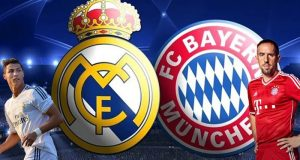 Bayern Munich vs. Real Madrid 2017