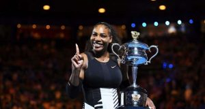 La tenista Serena Williams confirma que se encuentra embarazada
