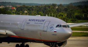 Fuerte turbulencia en vuelo ruso de Aeroflot deja 27 heridos