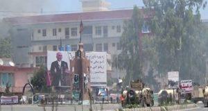 El Estado Islámico se atribuye ataque a canal de televisión en Afganistán