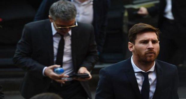 Mantienen condena de 21 meses de cárcel a Messi por delito fiscal