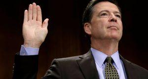 Carta de despedida de James Comey tras su salida del FBI