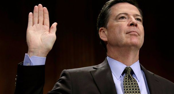 Carta de despedida de James Comey tras su salida del FBI