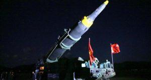 """Las tensiones entre Corea del Norte y Estados Unidos alcanzan un pico sin precedentes en diciembre, luego de que el régimen de Pyongyang advirtiera que una guerra nuclear en la península coreana es """"inevitable"""""""
