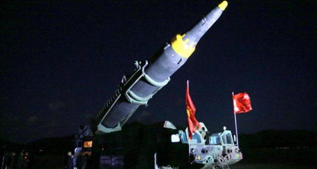 Corea del Norte lanza un misil no identificado