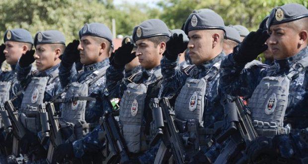 3 delincuentes asaltan a 29 elementos de la Gendarmería en Morelos