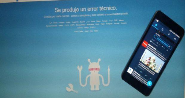 Reportan que Twitter presenta problemas en su servicio