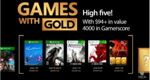 Microsoft anunció los videojuegos que se podrán descargar de forma gratuita a través del programa Games With Gold durante el mes de junio 2017 exclusivamente para miembros Xbox Live Gold.