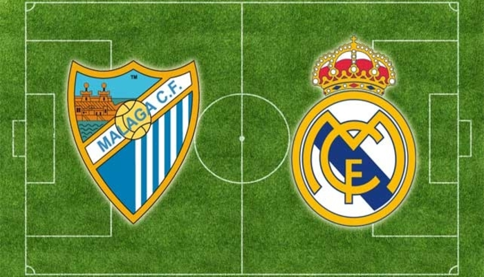 Malaga Y Real Madrid Se Enfrentaran En La Ultima Jornada De La Liga Santander De Espana