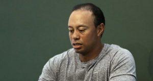 Autoridades de Florida confirman la detención de Tiger Woods por conducir ebrio