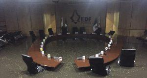 IEDF y prepa UNAM inundadas por intensas lluvias en la Ciudad de México