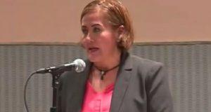 INE desecha investigación por financiamiento ilícito contra Eva Cadena