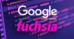 Se filtran las primeras imágenes de Fuchsia el nuevo sistema operativo de Google