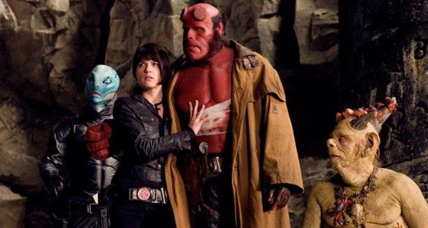 Guillermo del Toro no participará en la nueva película de 'Hellboy'
