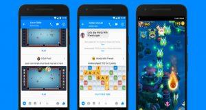 Presentan videojuegos que se pueden jugar desde Facebook Messenger