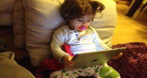 Estudio indica que los bebes que usan dispositivos móviles pueden presentar retrasos en el habla