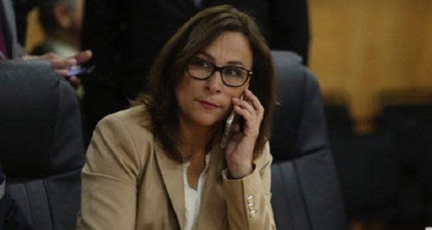 """""""Eva Cadena miente y la voy a denunciar"""", amenaza Rocío Nahle"""