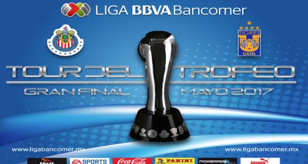 Guadalajara y Tigres aportan cada uno tres jugadores al 11 ideal