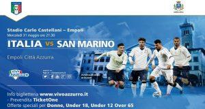 Las selecciones nacionales de Italia y San Marino se enfrentarán en un partido de preparación rumbo las Eliminatorias Mundialistas Rusia 2018. Italia llega como claro favorito a este partido, pero San Marino busca dar la sorpresa.