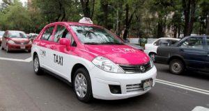 taxi placas cdmx