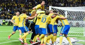 Suecia vence a Francia 2 goles a 1 en las eliminatorias rumbo a Rusia 2018