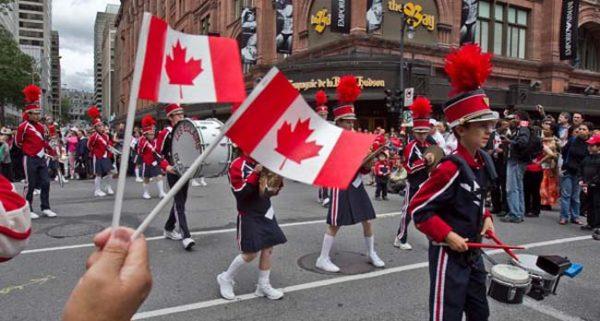 Resultado de imagen para Fotos: de la declaración de independencia de Canadá