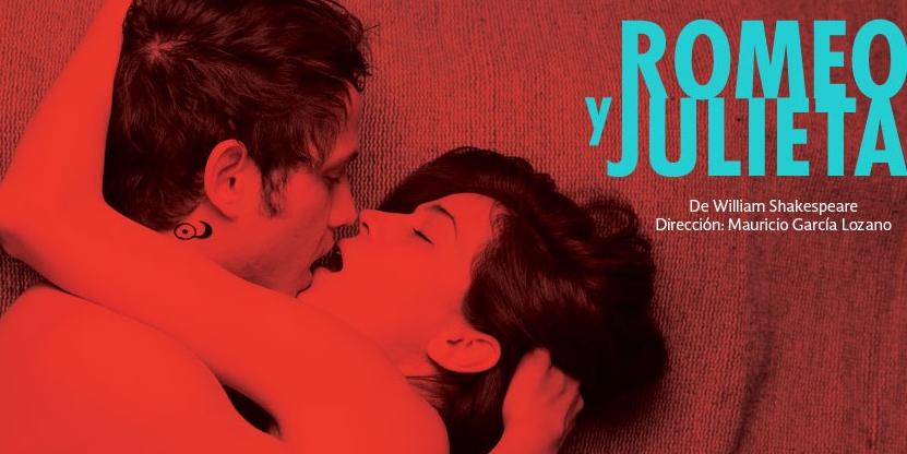 cartel teatro Romeo y Julieta