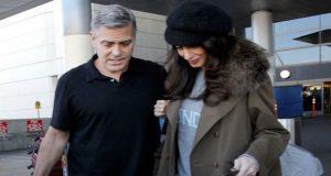 Confirman el nacimiento de los gemelos de George y Amal Clooney