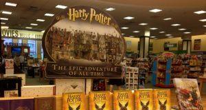 Celebran 20 años del lanzamiento del primer libro de Hatty Potter