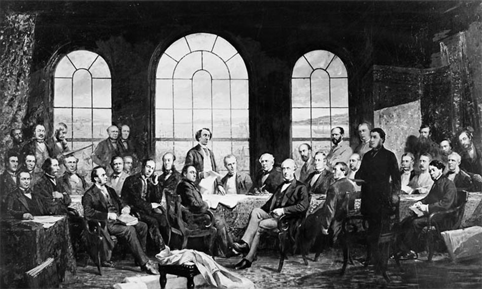 """Feliz Cumpleaños Canadá: 150 años de Independencia Los canadienses están de fiesta y este 1 de julio celebra un """"Canada Day"""" especial al cumplir 150 años de haberse conformado como Estado confederado. ¡Felicidades! El 1 de julio de 1867 se proclamó oficialmente la Independencia del Reino Unido y nació la denominada Confederación Canadiense, una transición pacífica que mantuvo el espíritu de concordia y que marcó la línea que Canadá ha mantenido durante 150 de país independiente."""