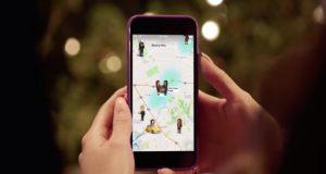 Snapchat habilita un mapa para saber desde donde se conectan sus usuarios