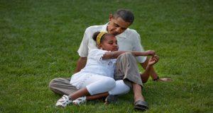 La ex primera dama de los Estados Unidos celebró el Día del Padre rindiéndole tributo al ex mandatario norteamericano