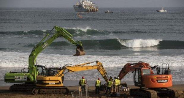 Comienza la construcción del cable submarino transatlántico de Facebook y Microsoft