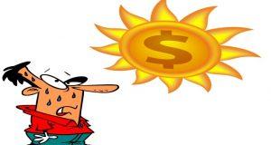 calor dinero