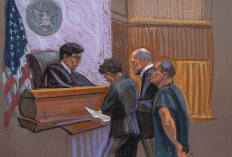 """Estados Unidos negó reducir la seguridad en la celda de """"El Chapo"""" Guzmán por temor a que estrangule a su abogado"""