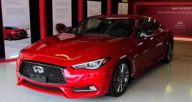 La empresa Infiniti producirá en México auto de lujo de última generación tecnológica y se espera que esté listo para finales de año.