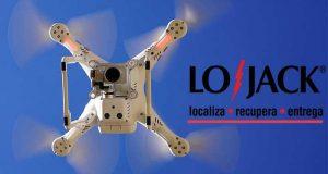 Con la utilización de drones que monitorean desde el aire, Lo Jack aplica tecnología de última generación para recuperar autos robados.