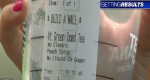 Simpatizantes de Trump promueven boicot a Starbucks por un mensaje en un té helado