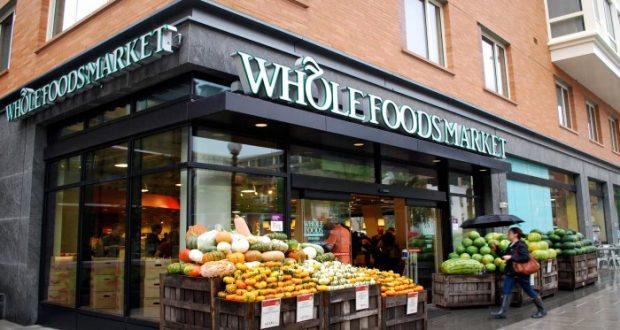Anuncian la venta del supermercado ecológico Whole Foods a Amazon