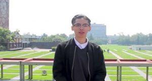 Rechaza beca del TEC joven con puntaje perfecto en examen de la UNAM