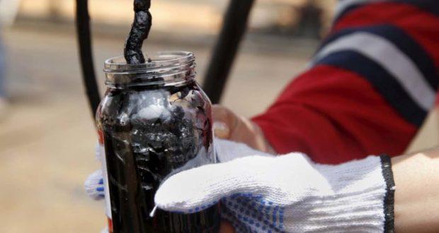 Frasco de petróleo de Venezuela