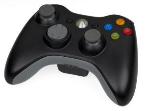El control de Xbox 360 es el campeón en comodidad.