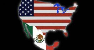 Estados Unidos y Mexico