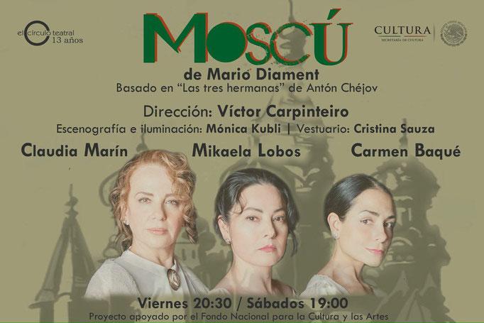 Moscu, Circulo Teatral