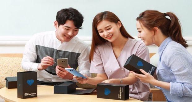 De nueva cuenta ponen a la venta el Samsung Galaxy Note 7