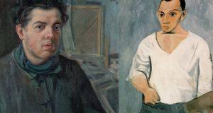 Rivera y Picasso-Bellas Artes