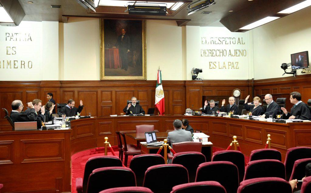 SCJN, Tribunal